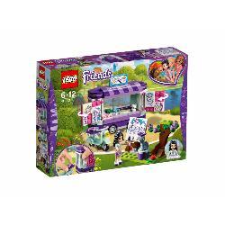 LEGO FRIENDS-PUESTO DE ARTE DE EMMA