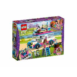 LEGO FRIENDS-VEHICULO OPERACIONES OLIVA