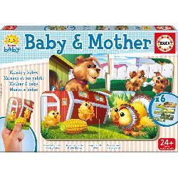 BABY  MOTHER  -EDUCA-