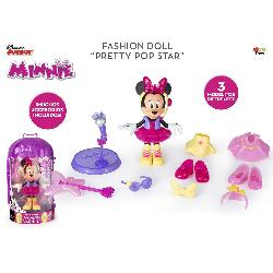 MINNIE POP STAR