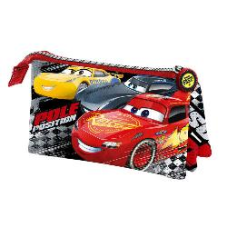 PORTATODO CARS 3 TRIPLE POLE
