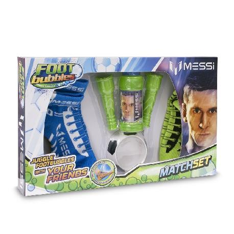 FOOT BUBBLE MESSI PACK 2 UD