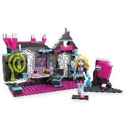 MEGA BLOCKS-MONSTER HIGH CLASE LAGOONA