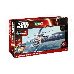 STAR WARS-MAQUETA X-WING 1-50