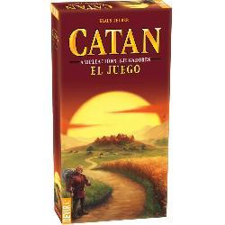 CATAN EXPANSION 5-6JUGADORES