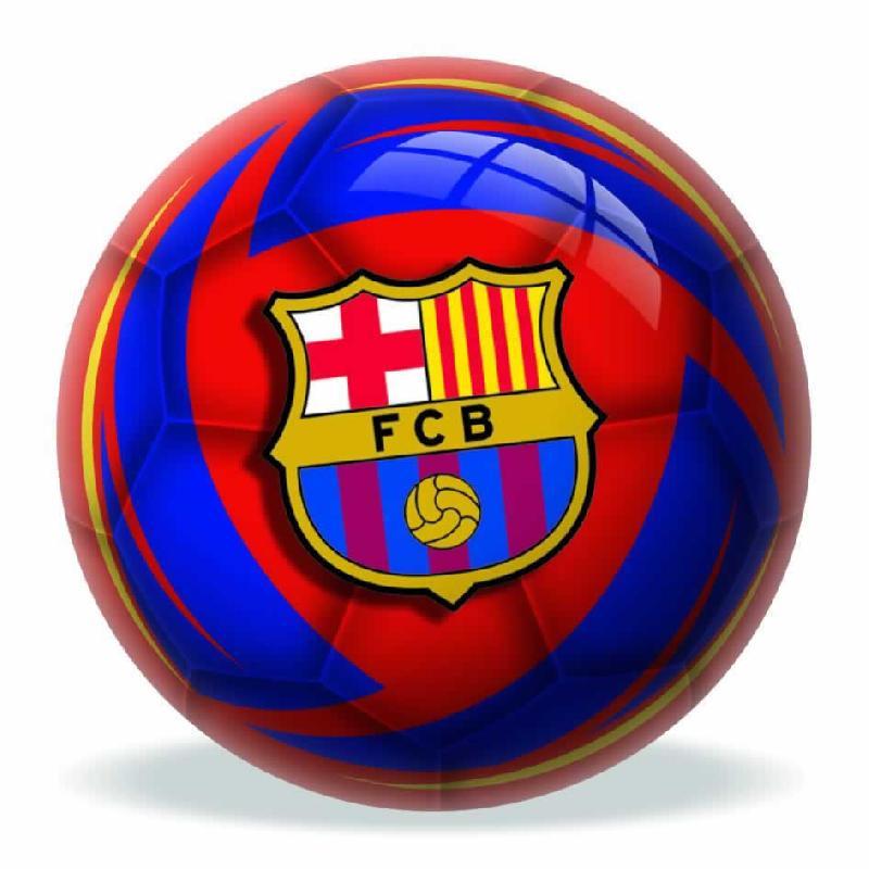 PELOTA PLAST. FC BARCELONA GDE.230MM d726c455477