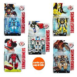 TRANSFORMERS-WARRIORS FIGURAS SURT