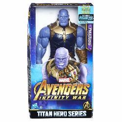 AVENGERS-FIGURA THANOS 30CM TITAN HEROES