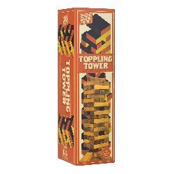 TOPPLING TOWER MADERA...