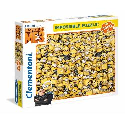 PUZZ 1000 MINIONS IMPOSSIBLE