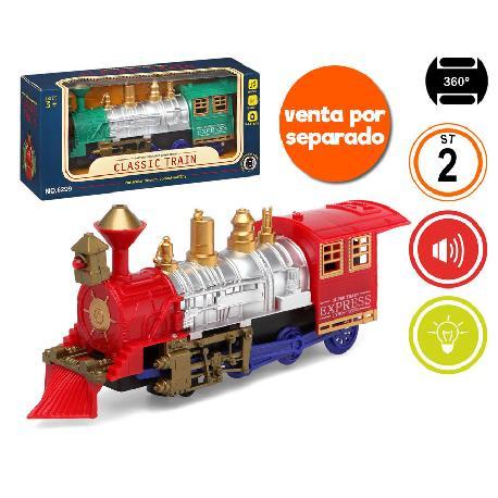 Salvaobstaculos Locomotora Salvaobstaculos Tren Tren 29x13cm Locomotora HIWED29
