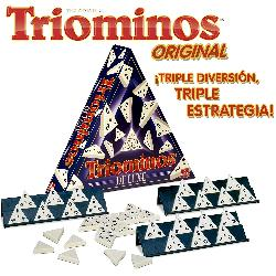 TRIOMINOS+RUMMIKUB REGALO
