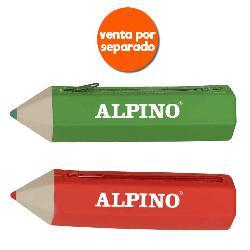 PORTATODO ALPINO SOFT 12 COLORES SURT.