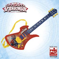 GUITARRA ELECTRONICA SPIDERMAN