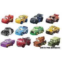 CARS-VEHICULOS MINI RACERS SURT