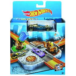 HOT WHEELS-PLAYSETS BASICOS SURT