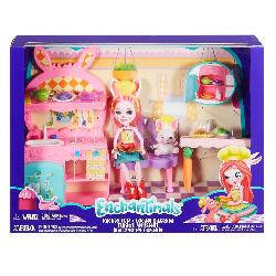 ENCHANTIMALS-COCINA DIVERTIDA