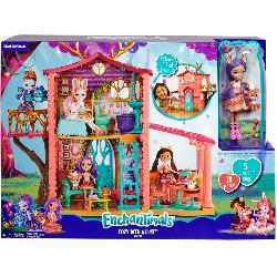ENCHANTIMALS-SUPER CASA BOSQUE Y DANESSA