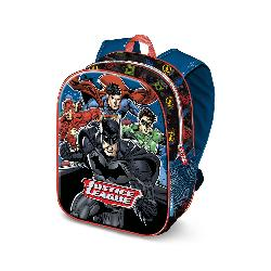 CARTERA ESP JUSTICE LEAGUE 3D PEQ