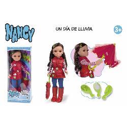 NANCY UN DIA DE LLUVIA