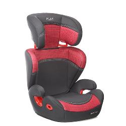 SILLA AUTO 2-3 TWO PLUS ROJA
