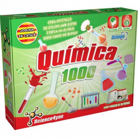 QUIMICA 1000 CATALA
