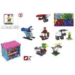 CONSTRUCCION BLOQUES ORIGINALITY 350PCS