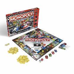MONOPOLY GAMER MARIO KART