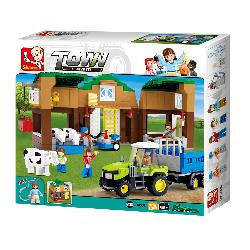 GRANJA CONSTRUCCION 512PCS