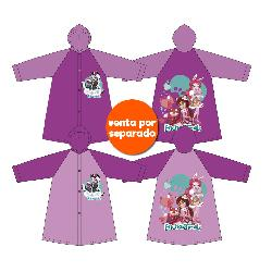 IMPERMEABLE ENCHANTIMALS T2-4-6 SURT
