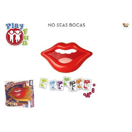 NO SEAS BOCAS