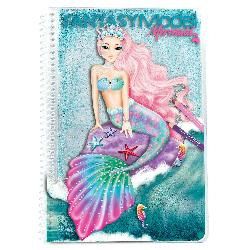 CUADERNO PARA COLOREAR FANTASY MODEL