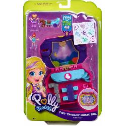 POLLY POCKET COFRE CAJA DE MUSICA
