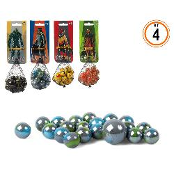 CANICAS SET+BOLON 20 PCS EN...