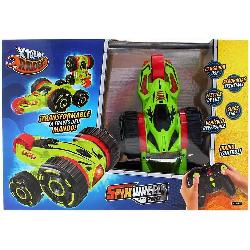 COCHE RC SPIN WHEELS PRO