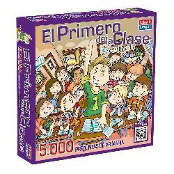 EL PRIMERO DE LA CLASE 5000...