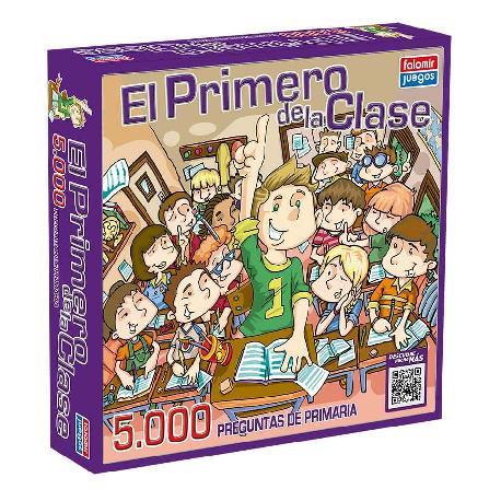 EL PRIMERO DE LA CLASE 5000 PREGUNTAS