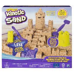 KINETIC SAND-CONSTRUYE TU REINO