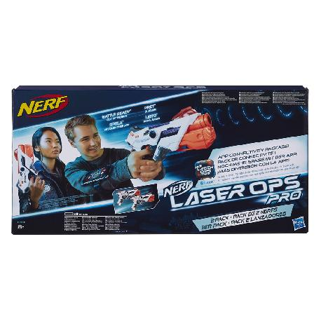 NERF-LASER OPS ALPHAPOINT PACK 2 UD
