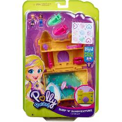 POLLY POCKET CASTILLO DE ARENA