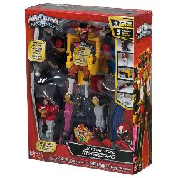POWER RANGERS NINJA STEEL MEGAZORD