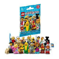 LEGO  MINIFIGURAS  17ª...