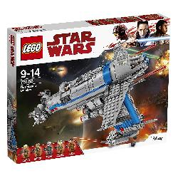 LEGO STARWARS-BOMBARDERO RESISTENCIA