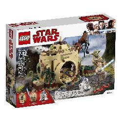 LEGO STARWARS-CABAÑA DE YODA