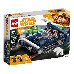 LEGO STARWARS-SPEEDER TERRESTRE HAN SOLO