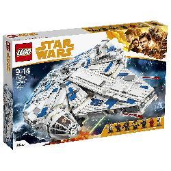 LEGO STARWARS-HALCON MILENARIO KESSEL