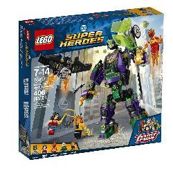 LEGO SUPERHEROES-ROBOT DE LEX LUTHOR