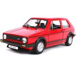 COCHE COLECC 1-24 VW GOLF MK1 GTI