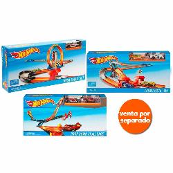 HOT WHEELS-PISTA RACE RALLY SURT