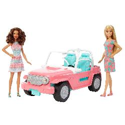 BARBIE COCHE DESCAPOTABLE CON MUÃ'ECA